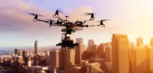 Such-und Rettungs Drohnen