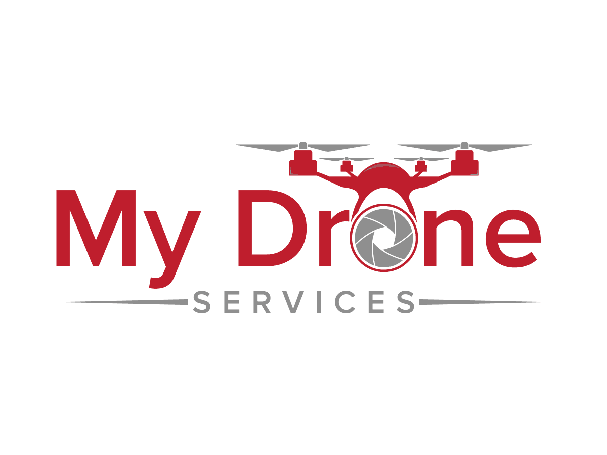 My Drone Services Official LOGO