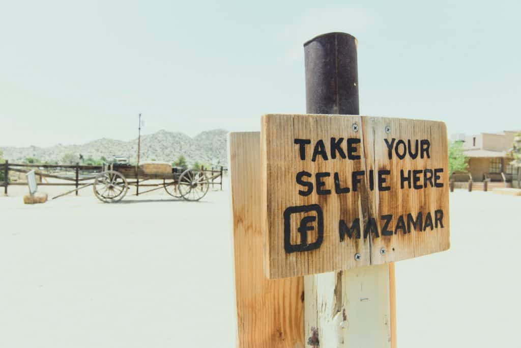drone selfie