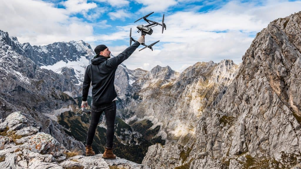 wellington rodrigues 581195 unsplash 1024x576 - Selfie Drones: Who Needs Selfie Sticks When You've Got Drones?