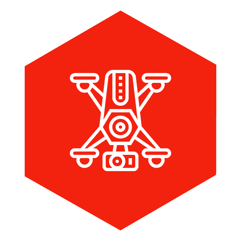 Drones Icon - Our Services