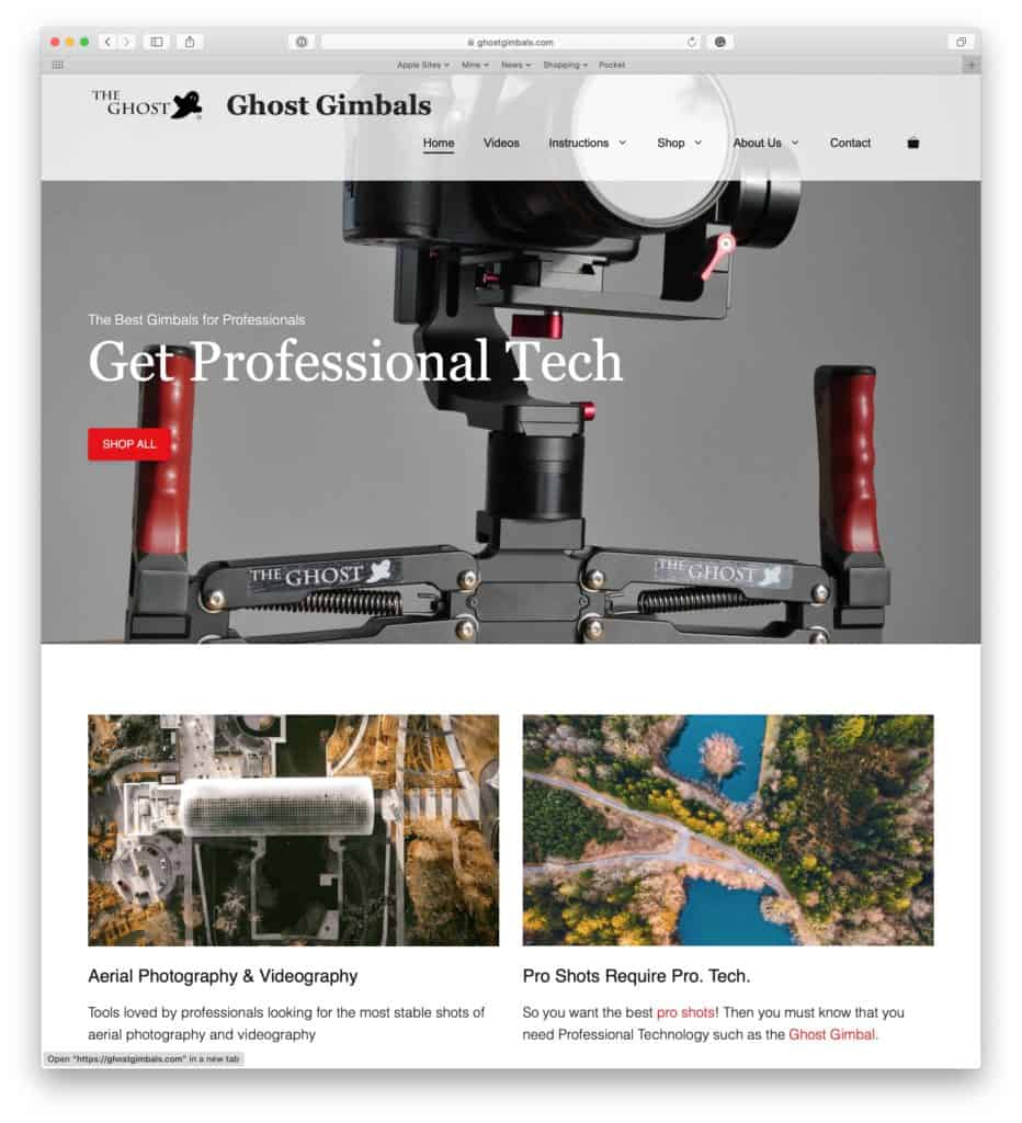 Ghost Gimbals for Professionals 932x1024 - Our Partners