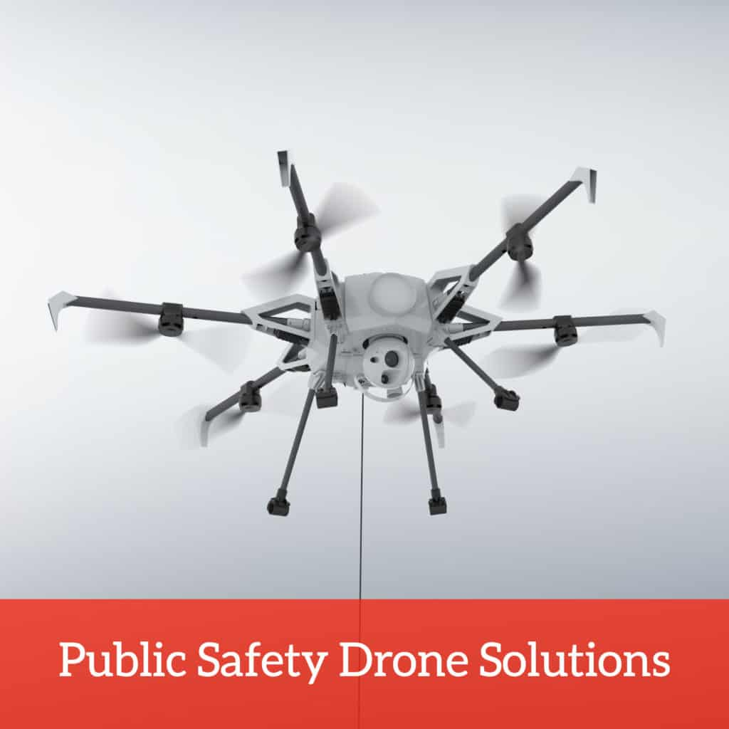 Public Safety Drone Solutions