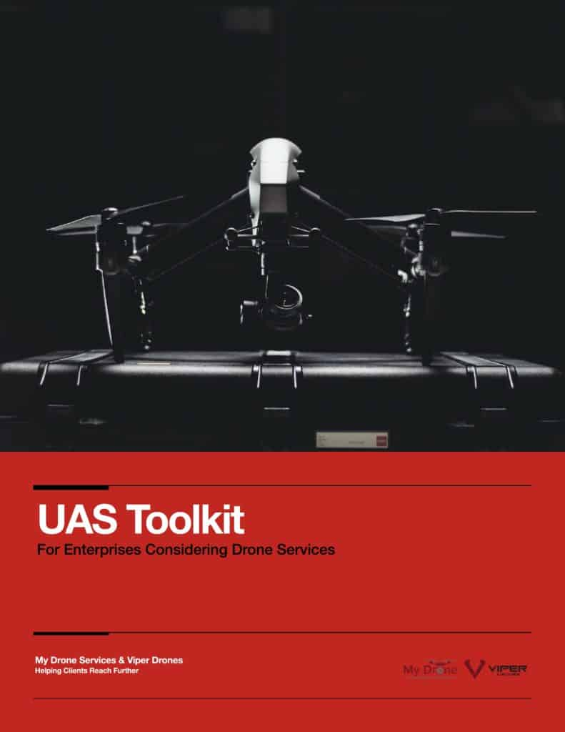 UAS Toolkit For Enterprises Considering Drone Services