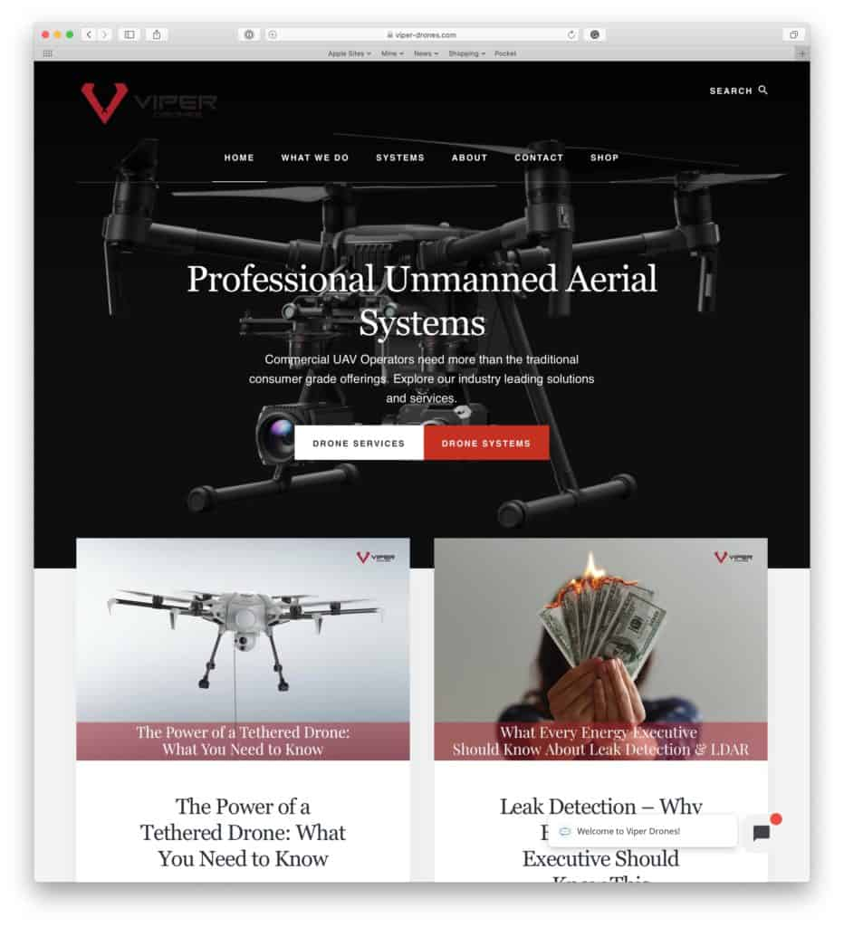 Viper Drones Commercial Drone Solutions 932x1024 - Our Partners