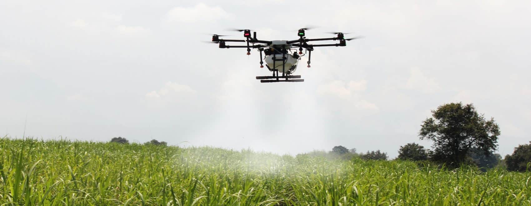 agriculture drone services cover