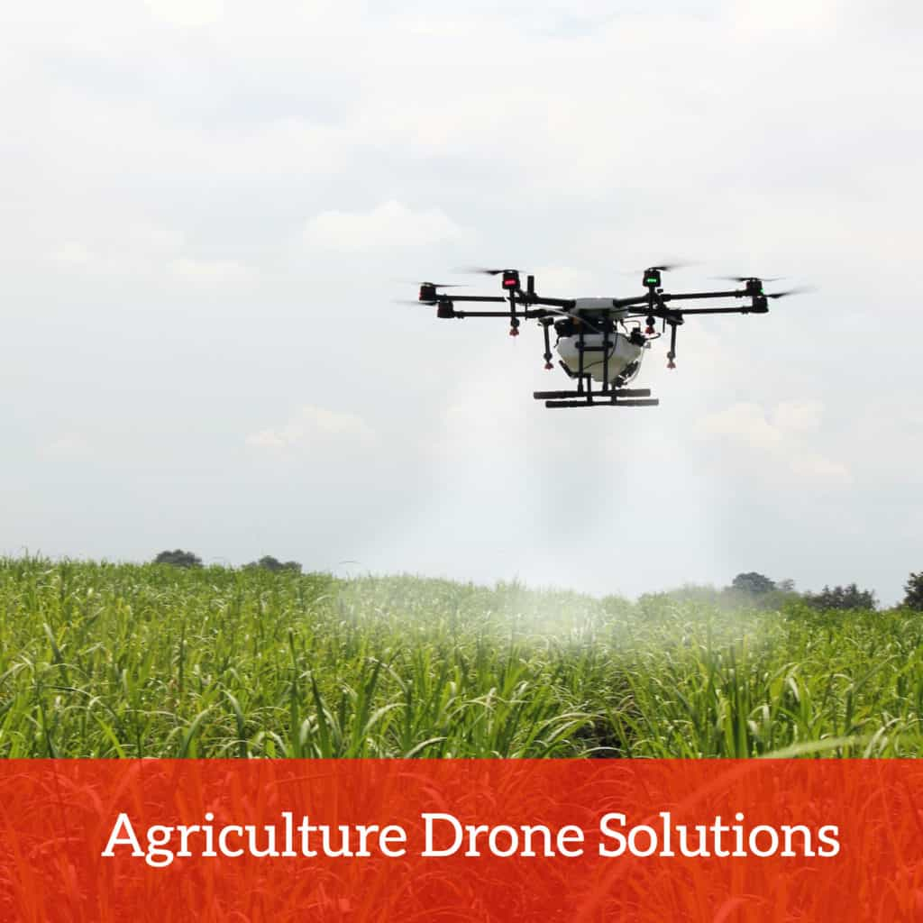 agriculture drone solutions
