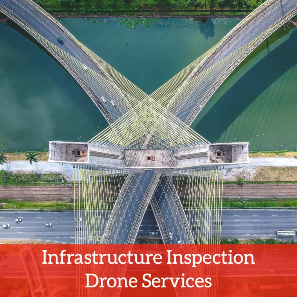 infrastructure inspection drone services