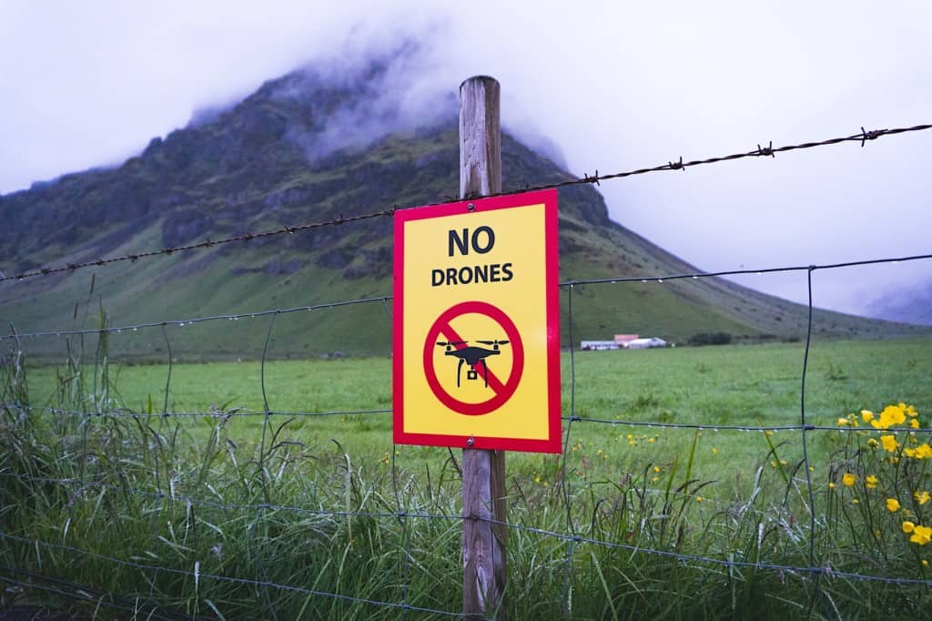 Drone Regulatory Layer